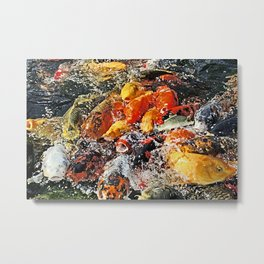 An Insatiable Hunger Metal Print