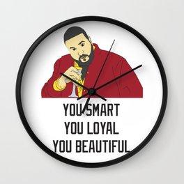 Dj Khaled Wall Clock