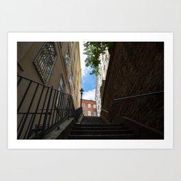 Vienna City Art Print