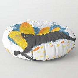 Cat life Floor Pillow