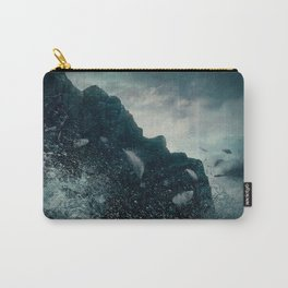 Fallen From Grace Carry-All Pouch