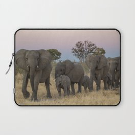 To the Watering Hole Laptop Sleeve