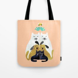 Let's get together Tote Bag