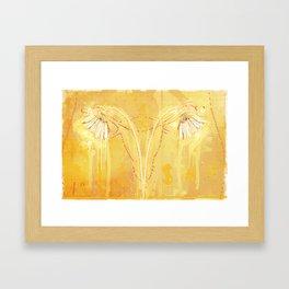 SH - OC Framed Art Print