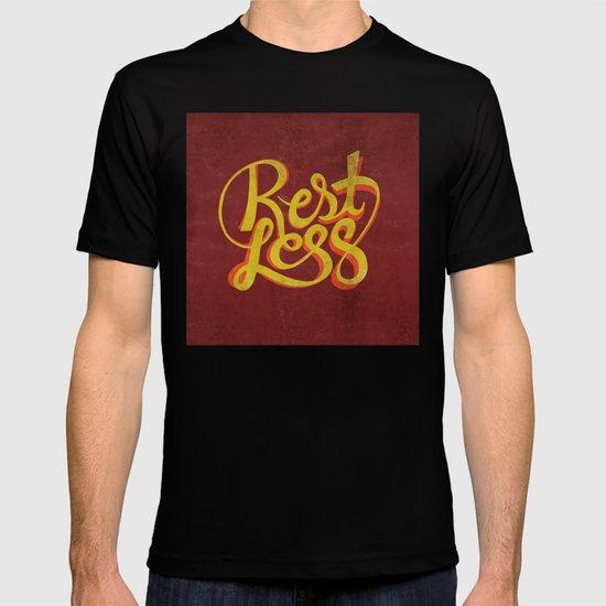 RestLess. T-shirt