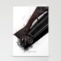 audi Stationery Cards featuring RS3 by an.artwrok