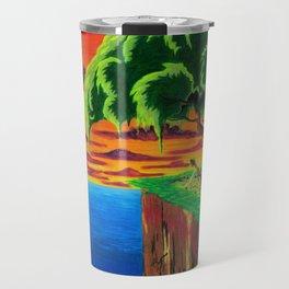 Sunset Serenade Travel Mug