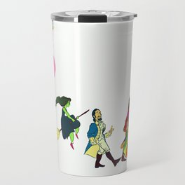 Musical stroll Travel Mug