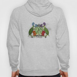 Sewer Family Crest Hoody