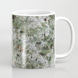 White Moss Coffee Mug