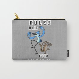 Rules are for fools Carry-All Pouch