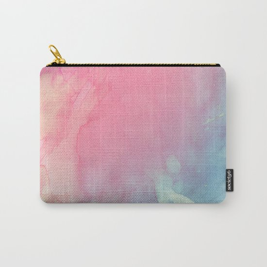Rose and Serenity Carry-All Pouch
