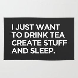 Tea Rug