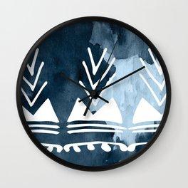 Mountain Meadow -Left Wall Clock