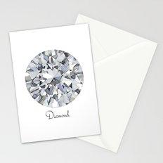 Diamond Stationery Cards