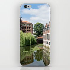 River Foss York iPhone & iPod Skin