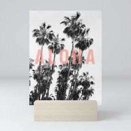 Aloha Mini Art Print
