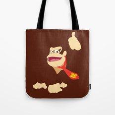 Donkey Kong - Minimalist - Nintendo Tote Bag
