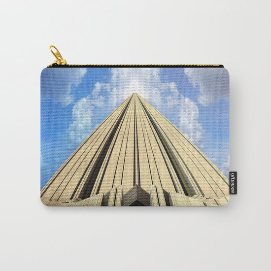 Pyramid of the Daylight Carry-All Pouch