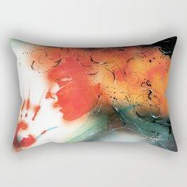 Witch Woman by Kathy Morton Stanion Rectangular Pillow