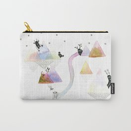 Things in the Mountains Carry-All Pouch