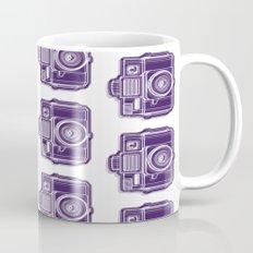 I Still Shoot Film Holga Logo - Deep Purple Mug