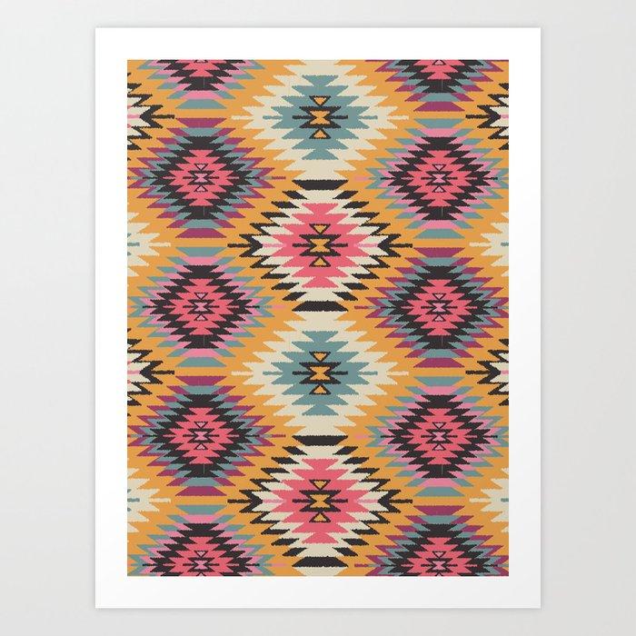Navajo Dreams Kunstdrucke