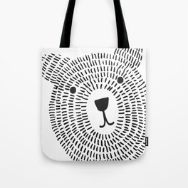 Don´ t worry, bear happy! Tote Bag