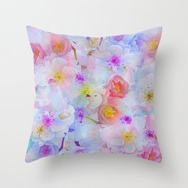 Romantic Dream Throw Pillow