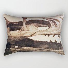 Name Your Favorite Dinosaur!!! Rectangular Pillow