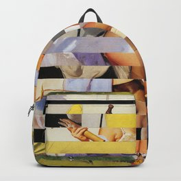 Glitch Pin-Up Redux: Isabella Backpack