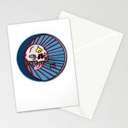 SKULLO Stationery Cards