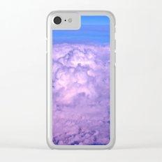 Cloudscape III Clear iPhone Case