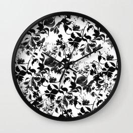 Pattern 84 Wall Clock