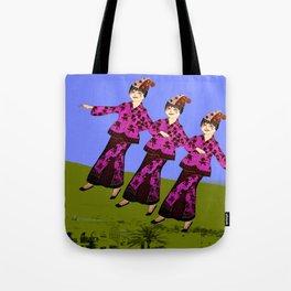 Free Spirits 3 Tote Bag