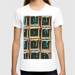 Square Lobster Traps T-shirt