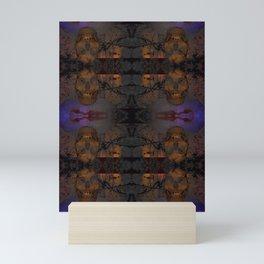 Grodie Skulls Mini Art Print