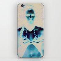 princess leia iPhone & iPod Skins featuring Leia by AUTOMATIXX