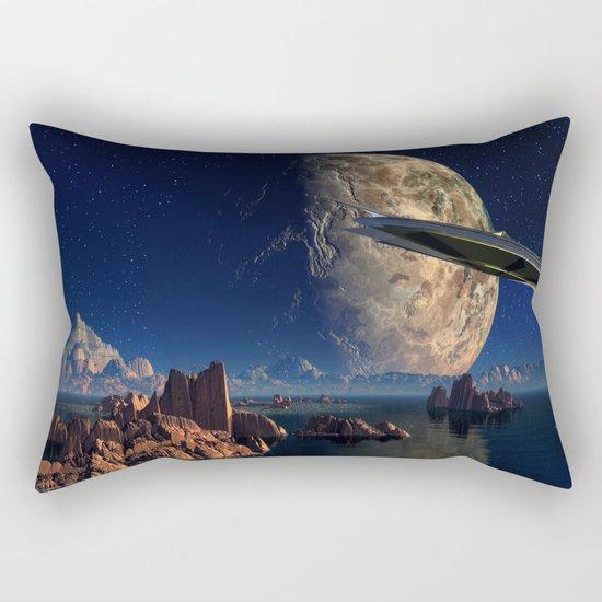 Imaginary  Land 2 Rectangular Pillow