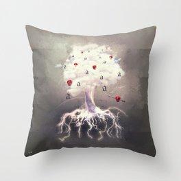 aaaaaaaaaaaaaa Throw Pillow