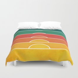 No regrets Duvet Cover