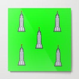 Skyscrapers  Metal Print