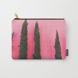 proud pink pines Carry-All Pouch