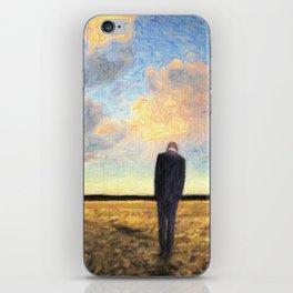 Haunebu iPhone Skin
