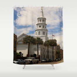 St. Michaels Episcopal Church Shower Curtain