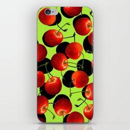 CHERRY BABY iPhone Skin