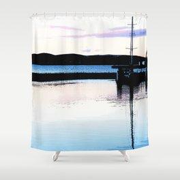 Hoist the Sun Shower Curtain