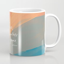 wrapped in endless, boundless grace Coffee Mug