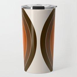 Golden Sonar Travel Mug