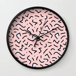 'MEMPHISLOVE' 33 Wall Clock